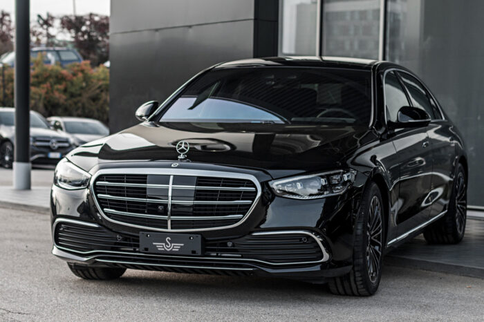 Nuova Mercedes-Benz Classe S Passo Lungo