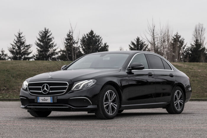 Nuova Mercedes-Benz Classe E 220 Diesel