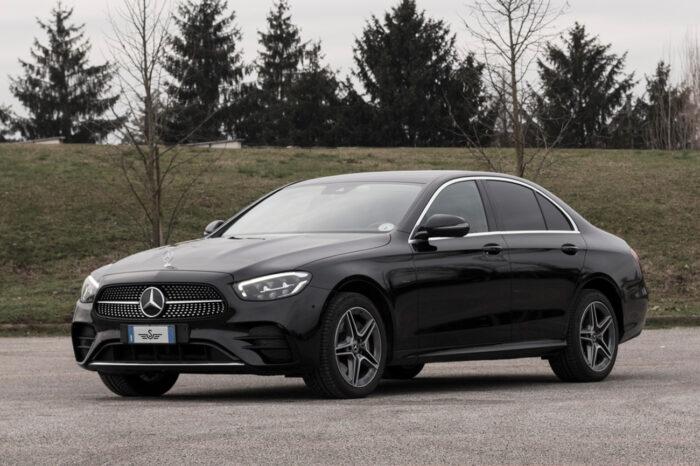 Nuova Mercedes-Benz Classe E Berlina Ibrida Eq Power